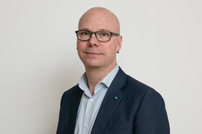 Bild på Patrik Lindholm