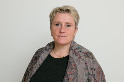 Bild på Bente Sandström