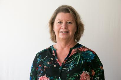 Bild på Kristina Sjöström